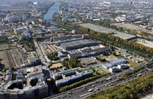 Quartier Universeine Saint-Denis / Vinci Immobilier