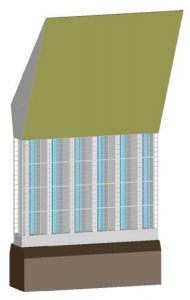 Olympic Torch Wall Module_02