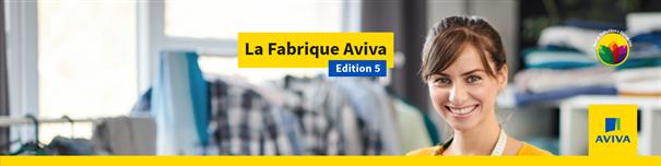 Le projet NoiseLessPV de TechSafe Industries sélectionné pour la 5ème édition de La Fabrique Aviva !