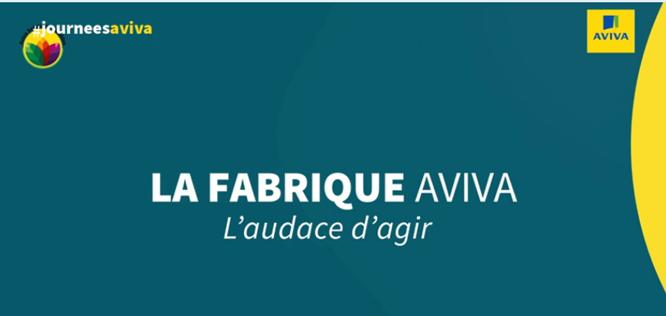 Notre projet NoisLessPV a été retenu pour le Jury final de la 5ème édition de La Fabrique Aviva !
